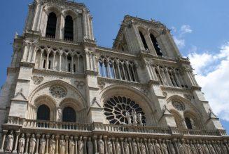 1ère Messe à Notre-Dame de Paris depuis l'incendie, samedi à 18h00