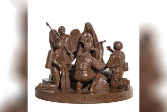 Une statue de la Vierge Marie pour accompagner les forces spéciales