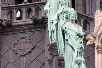 Restauration exceptionnelle à Notre-Dame de Paris