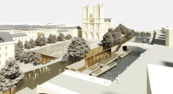 L'incendie de Notre-Dame va-t-il profiter aux projets délirants de transformation de la Cité ?