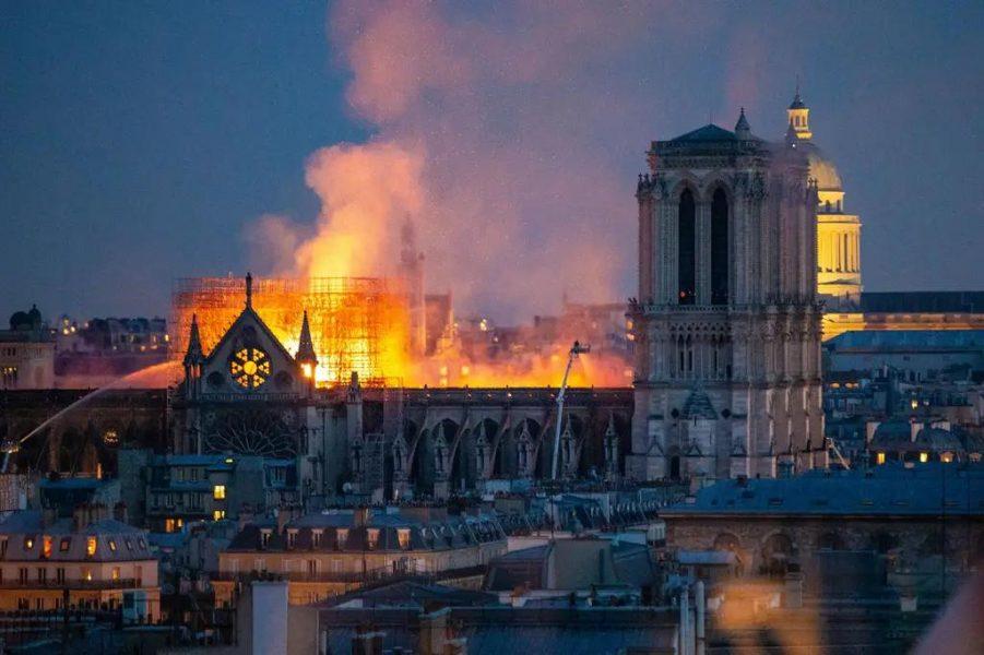 La responsabilité du ministère de la Culture dans l'incendie de Notre-Dame