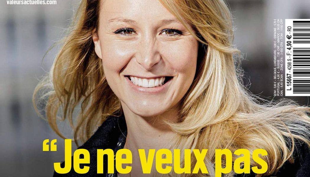 Marion Maréchal : La politique actuelle ne relève plus du gouvernement des hommes, mais de l'administration des choses. Les « gilets jaunes » en sont les premières victimes