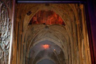Qui met le feu à nos cathédrales?