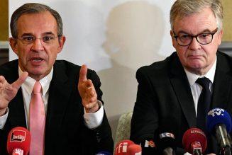 Thierry Mariani (ex-LR), Jean-Paul Garraud (ex-LR) et Jérôme Rivière (ex-LR) appellent les électeurs et cadres LR à rejoindre le RN