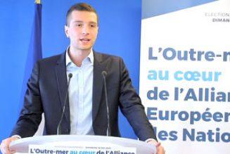 """Jordan Bardella : """"Il faut rassembler tous ceux qui sont attachés à la nation française"""""""