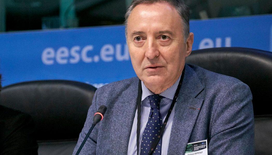 Stéphane Buffetaut refuse de voter LR