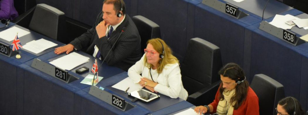 Le député européen Joëlle Bergeron rejoint le PCD et Jean-Frédéric Poisson
