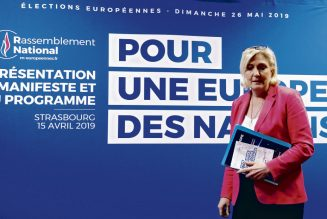 La France ne se droitise pas, elle se radicalise