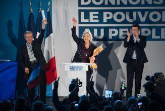 """Nicolas Dhuicq sur la liste RN : """"C'est la seule liste qui obéit à une cohérence interne, dans laquelle des gens ont la capacité de faire changer la politique au sein de l'Union européenne"""""""