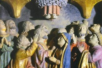 Assúmptus est in cælum, et sedet a dextris Dei (Marc. XVI, 19)