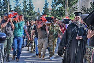 A Mhardeh, les chrétiens résistent dans l'indifférence