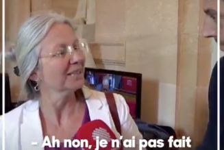 Face au lobby LGBT, le député Agnès Thill ne faiblit pas