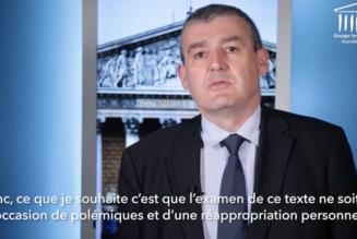 Le député LR Xavier Breton sur le projet de loi pour la restauration et la conservation de Notre-Dame de Paris