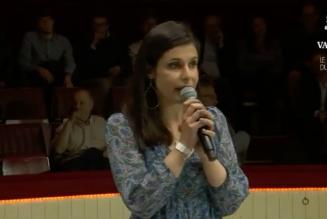 Les débats avec Zemmour, Attali, Bellamy, Houellebecq, Duteurtre, Le Maire et Villiers au Cirque d'Hiver