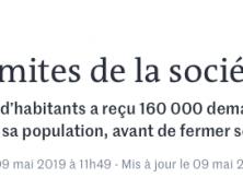 Un article du Monde de 2019 ridiculise un éditorial du Monde de 2014