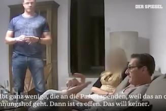 Explosion de la coalition gouvernementale en Autriche