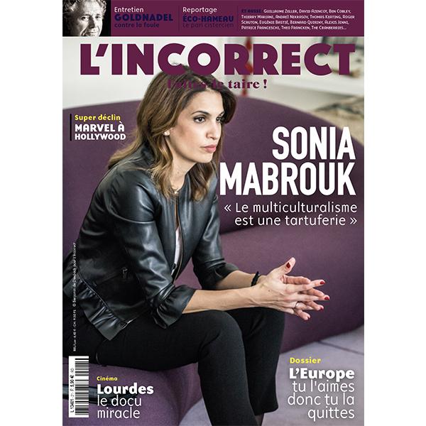 Sonia Mabrouk : Qu'y a-t-il de plus essentiel pour un pays que la souveraineté et l'enracinement ?