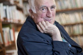 Jean Vanier est mort cette nuit à l'âge de 90 ans. RIP