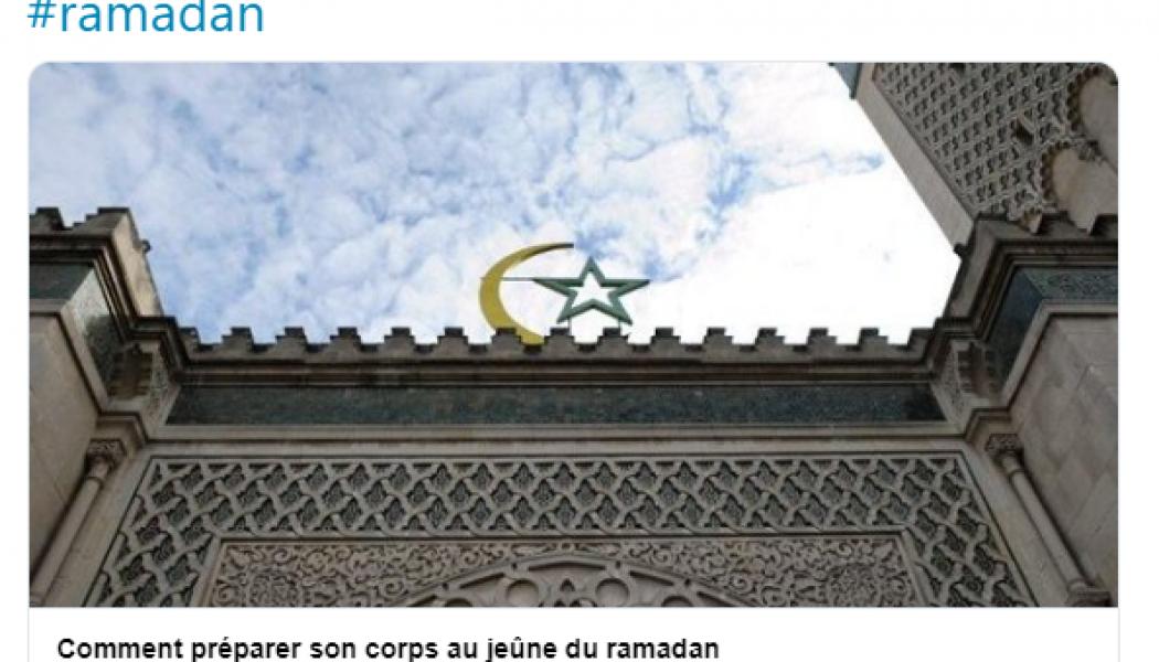 La matraquage des médias sur le ramadan a commencé