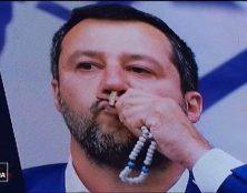 Salvini : Je suis le premier des pécheurs, mais je veux défendre les racines chrétiennes