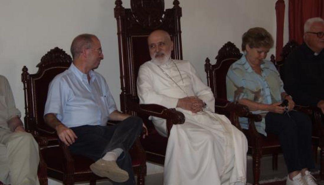 Le cardinal Sfeir adjurait Chrétienté-Solidarité de continuer à agir pour que la France ne connaisse pas les tragédies du Liban
