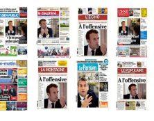 Le Télégramme et La Voix du Nord ont refusé de publier l'interview-propagande du président de…LREM