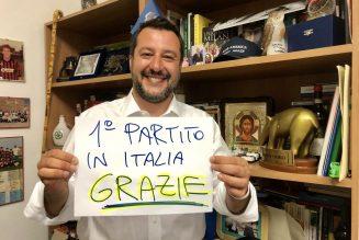 Italie : La Ligue en tête