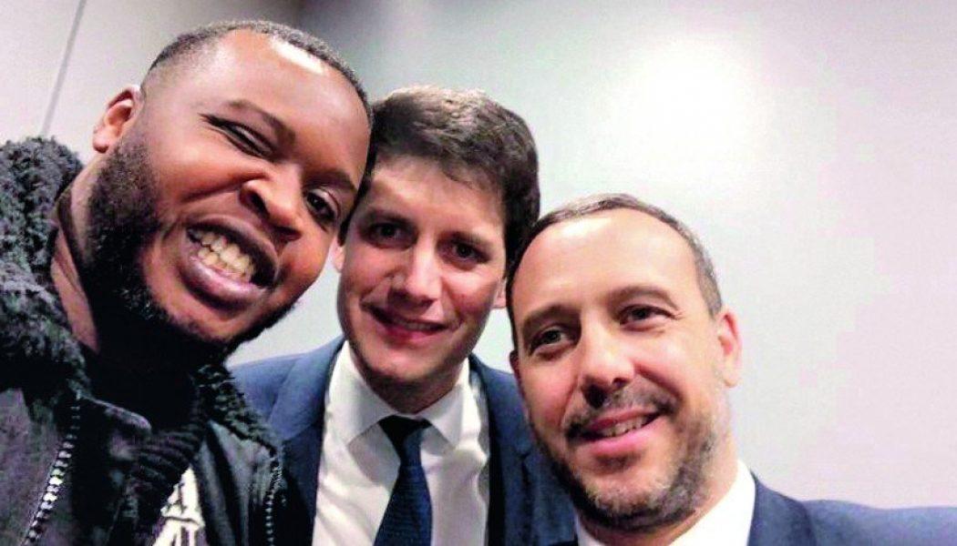 Le gouvernement Macron aime poser avec les voyous