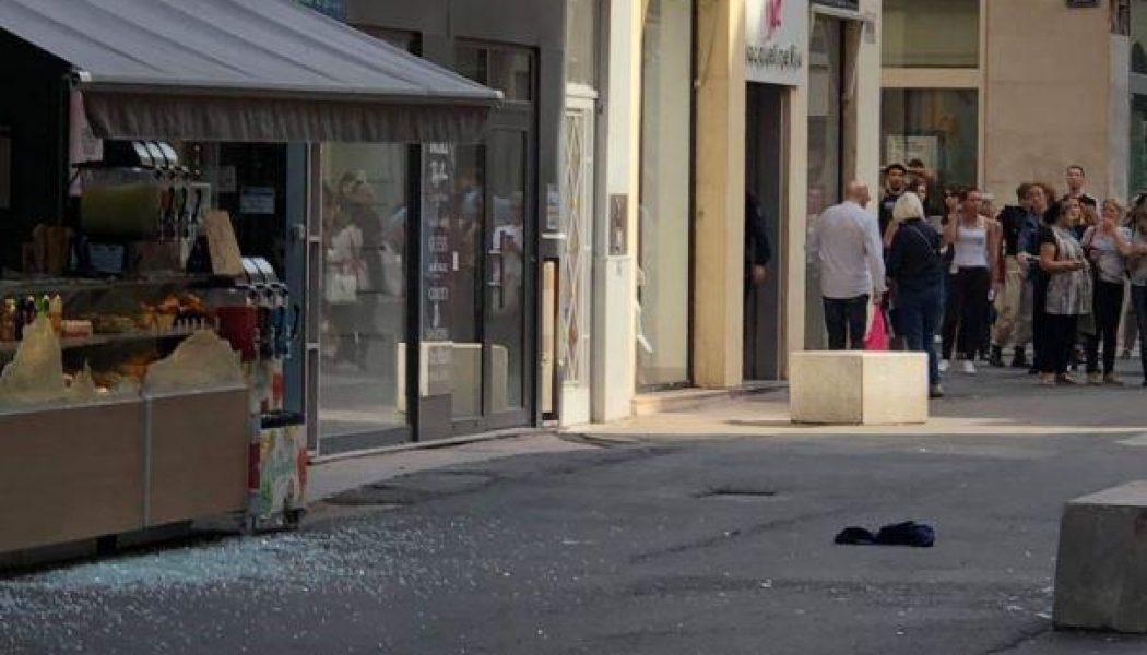 Explosion à Lyon