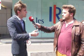 Erik Tegnér : « On ne peut pas dire qu'entre Macron et Le Pen, on choisirait Macron »