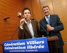 Guillaume Peltier, champion du monde du retournement de veste et du reniement politique