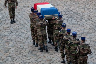 Mort de deux militaires français au Burkina Faso. RIP