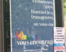 La propagande LGBT ne prend pas de repos