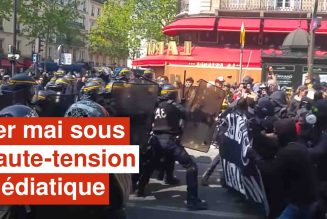 I-Média – 1er mai sous haute-tension médiatique