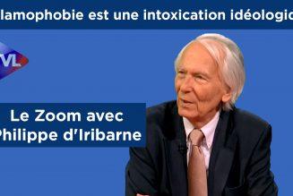 Philippe d'Iribarne : l'islamophobie est une intoxication idéologique
