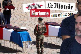 I-Média –  Macron et les otages : les médias en mode sauvetage