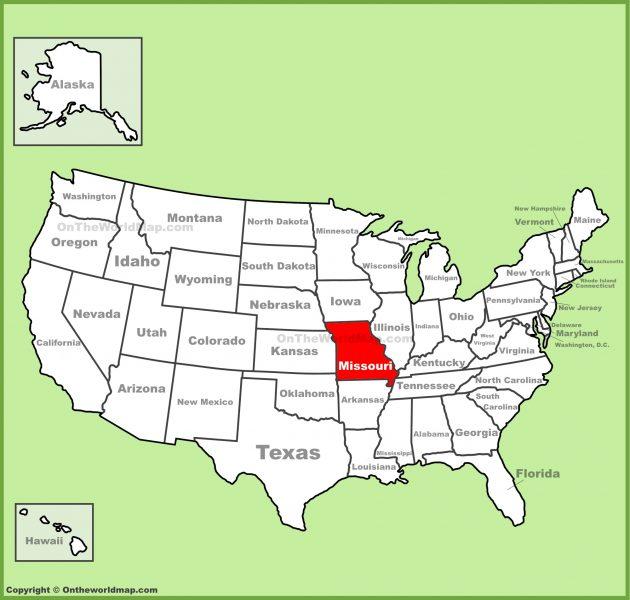 Et maintenant le Missouri