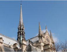 Reconstruction de la flèche de Notre-Dame à l'identique ? Le chef de l'Etat aura le dernier mot !