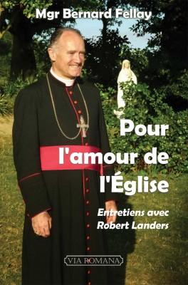 Mgr Fellay : En tant que catholiques romains, notre place est aussi à Rome