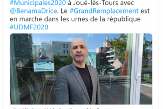 """Selon le fondateur du parti """"Union des Démocrates Musulmans de France"""", le Grand Remplacement est en marche"""