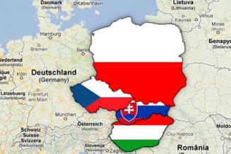 Les résultats dans les pays du groupe de Visegrad
