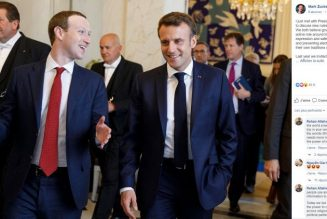Rencontre entre Macron et Zuckerberg : des intentions liberticides ?