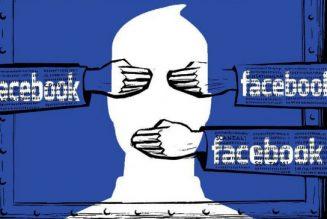 Facebook fera de la délation au profit du régime macroniste