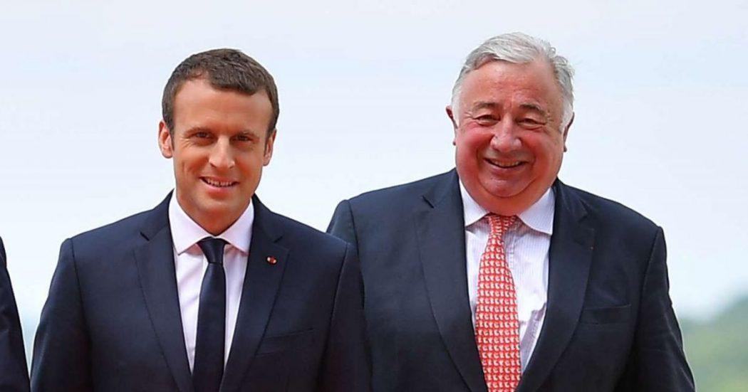 Gérard Larcher : «En 2017, j'ai appelé à voter Macron dès les résultats du 1er tour»