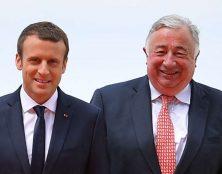 """Gérard Larcher : """"En 2017, j'ai appelé à voter Macron dès les résultats du 1er tour"""""""