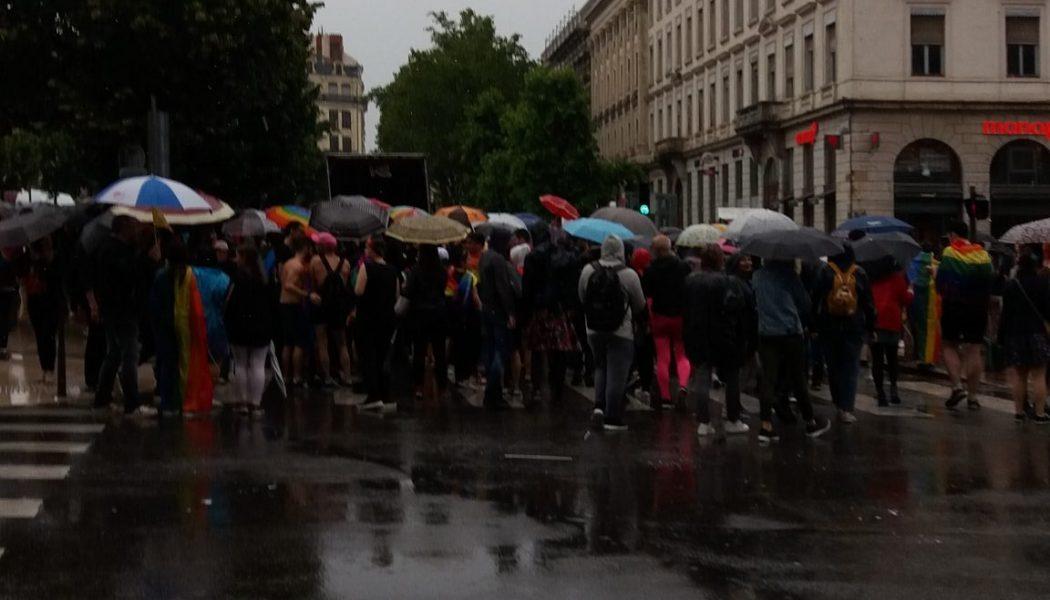 A Lyon, la Gay Pride fait un bide