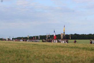 Le pèlerinage de Chartres est une bonne école de formation contre l'esprit du monde