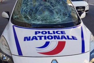 Encore des policiers attaqués
