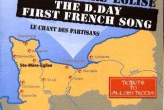 75e anniversaire du débarquement en Normandie