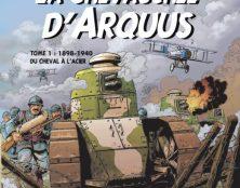 La chevauchée d'Arquus